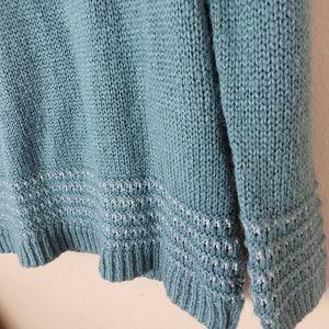 LC Lauren Conrad Sweaters - LC Lauren Conrad Oversized Sweater Size Large G19